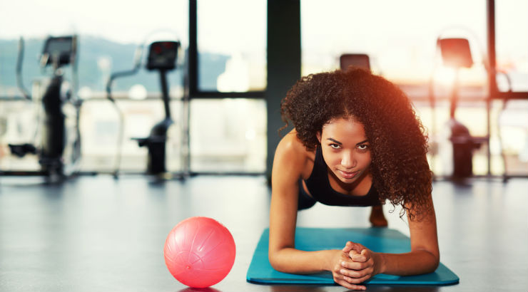 Black-Woman-Exercising